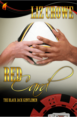 Red Card (Black Jack Gentleman) by Liz Crowe: Playlist and Giveaway