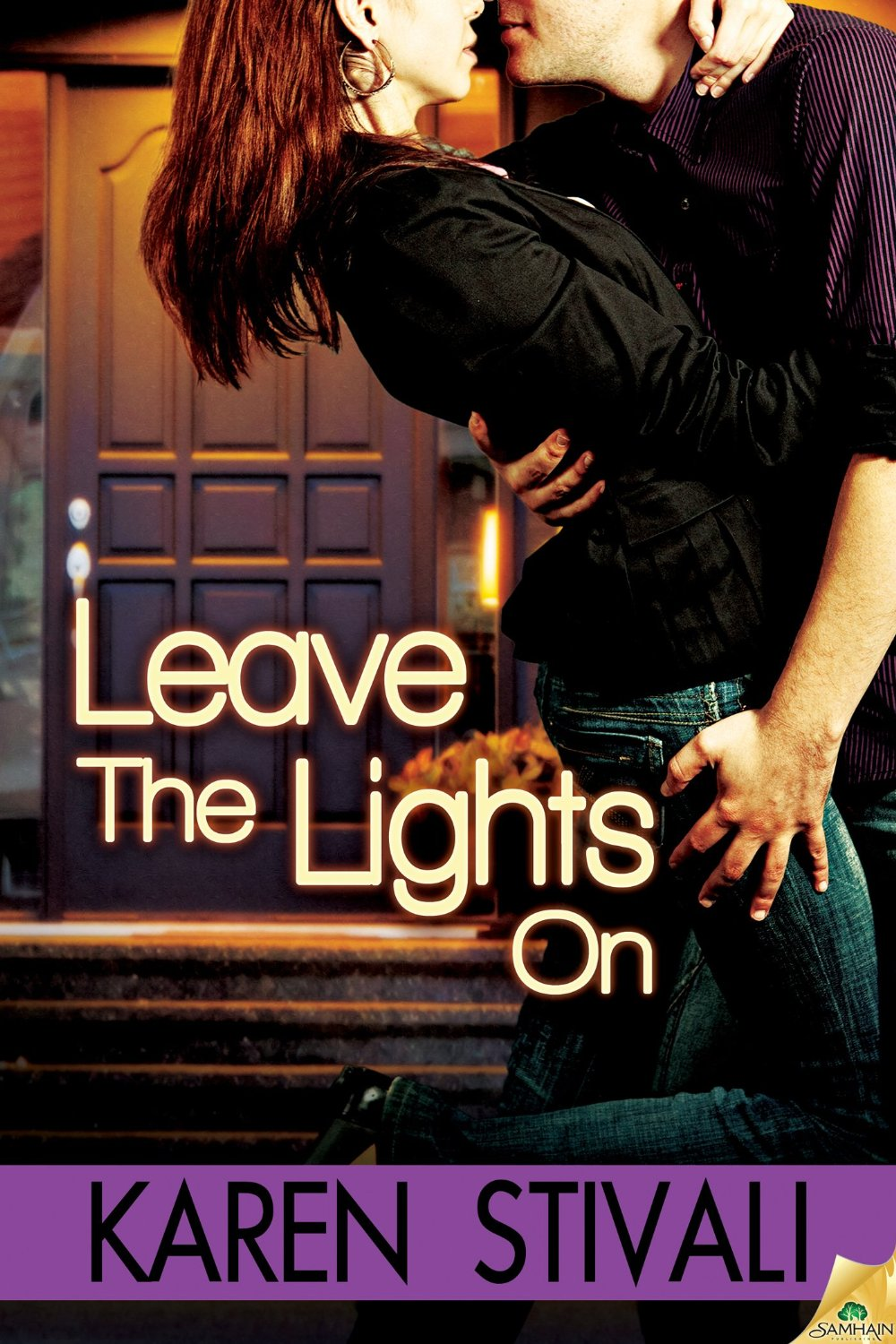 Book Review: Leave The Lights On by Karen Stivali