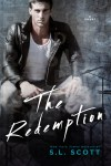 Cover Reveal * The REDEMPTION by S.L. Scott
