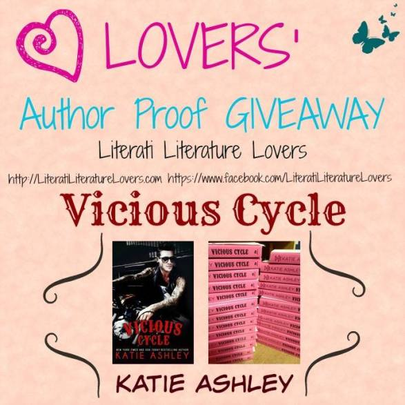 Vicious Cycle Giveaway