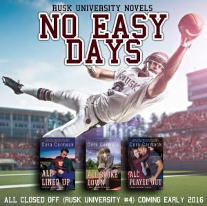 No Easy Days RU series