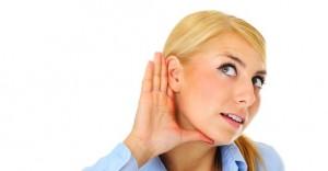 listeninglady