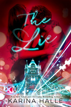 The Lie by Karina Halle * Blog Tour * Review * Excerpt *