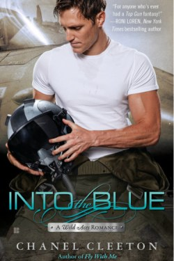 Into the Blue by Chanel Cleeton  * Release Day Blitz * Excerpt * Top Pick for July