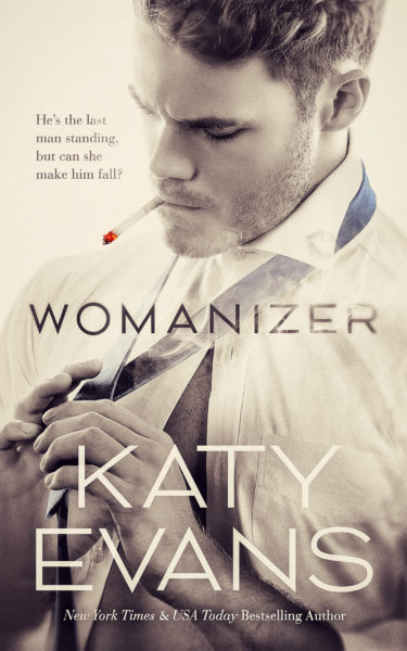 SPECIAL ANNOUNCEMENT: Womanizer by Katy Evans * Cover Reveal * Pre-Order Info