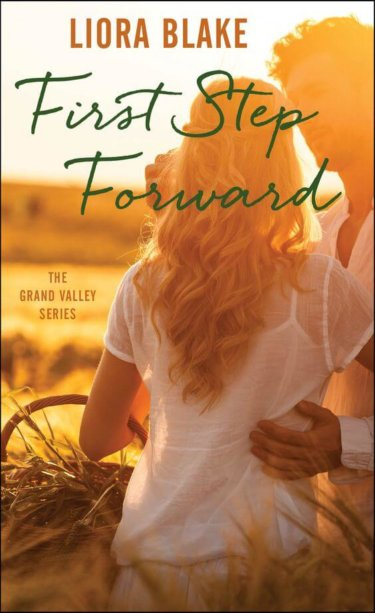 First Step Forward by Liora Blake * New Release * Review * PB Giveaway