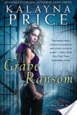Grave Ransom by Kalanya Price