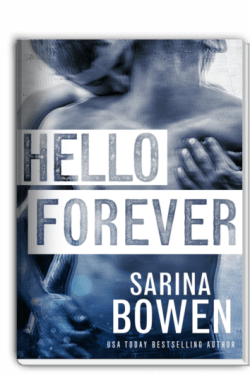 Hello Forever by Sarina Bowen * Book Recommendation