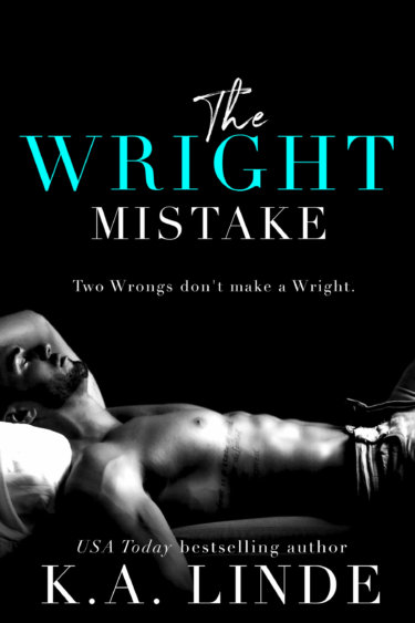 The Wright Mistake by K.A. Linde * Release Day Blitz
