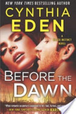 Before the Dawn by Cynthia Eden