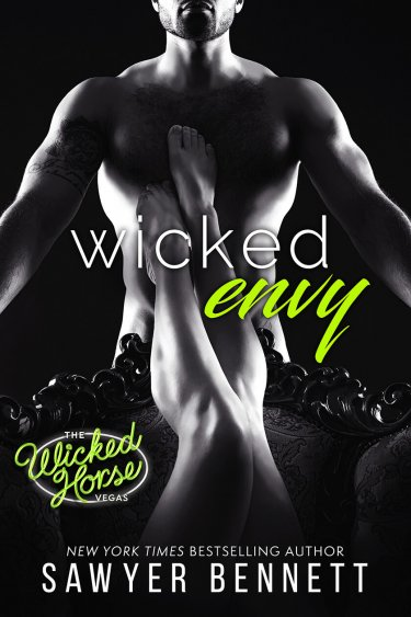 Wicked Envy by Sawyer Bennett * Release Day * Review
