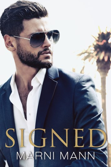 * Cover Reveal * Signed by Marni Mann * Coming January 25th *