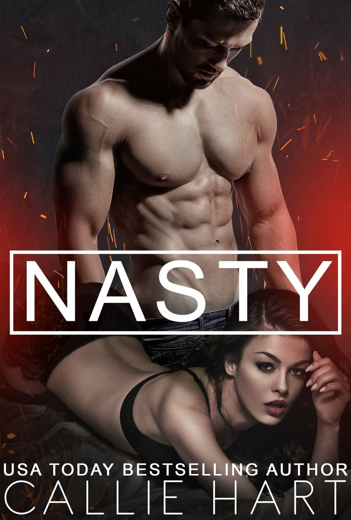 * Cover Reveal * Nasty by Callie Hart * Coming May 18th *