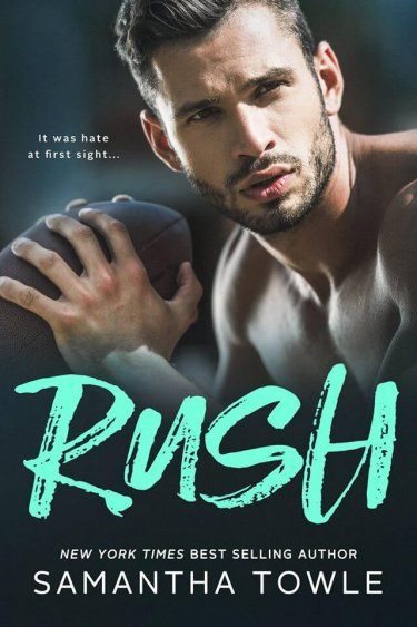 Cover Reveal * Rush by Samantha Towle