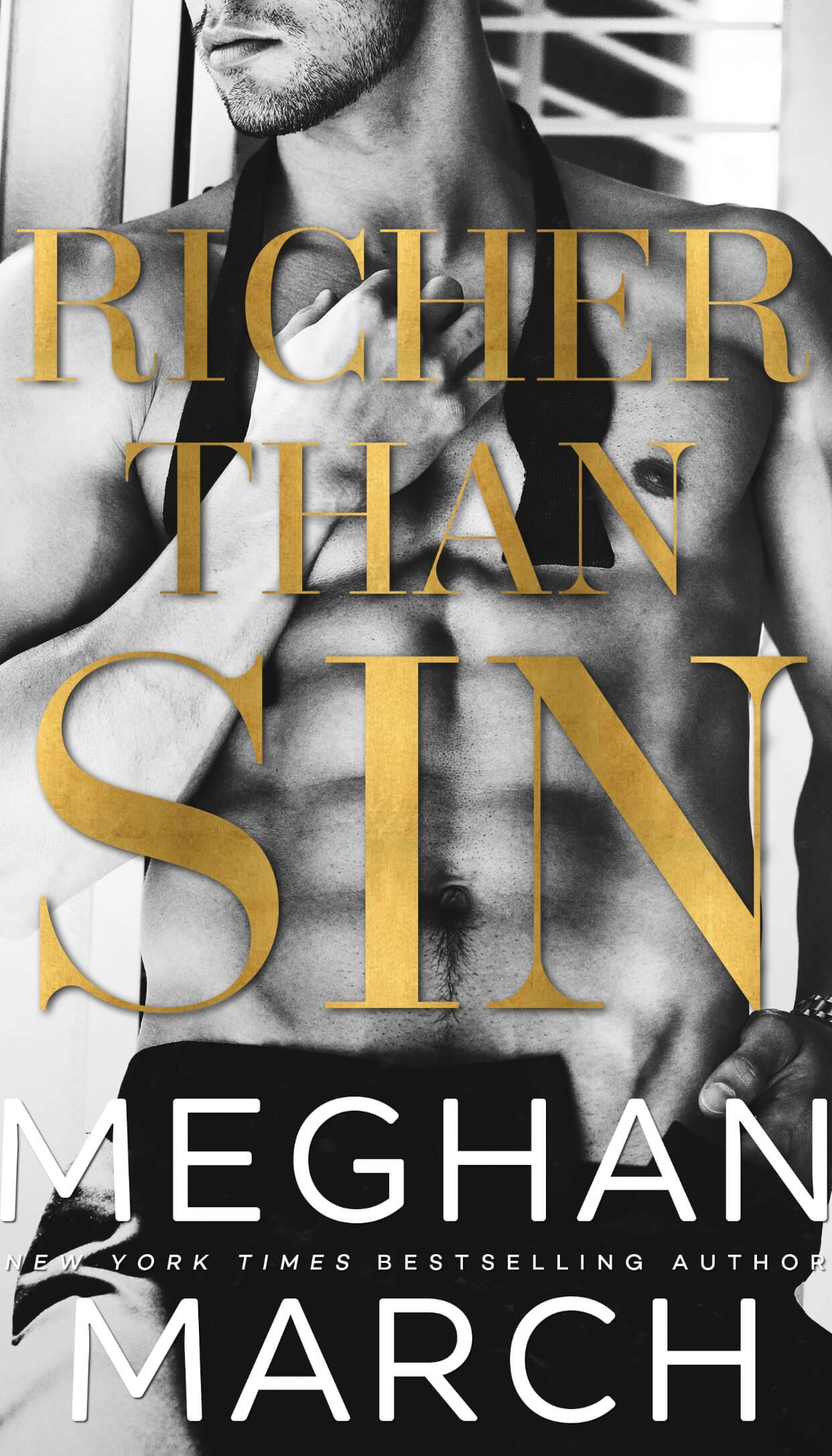 Richer Than Sin (Sin trilogy book 1) by Meghan March * Blog Tour * Book Review *