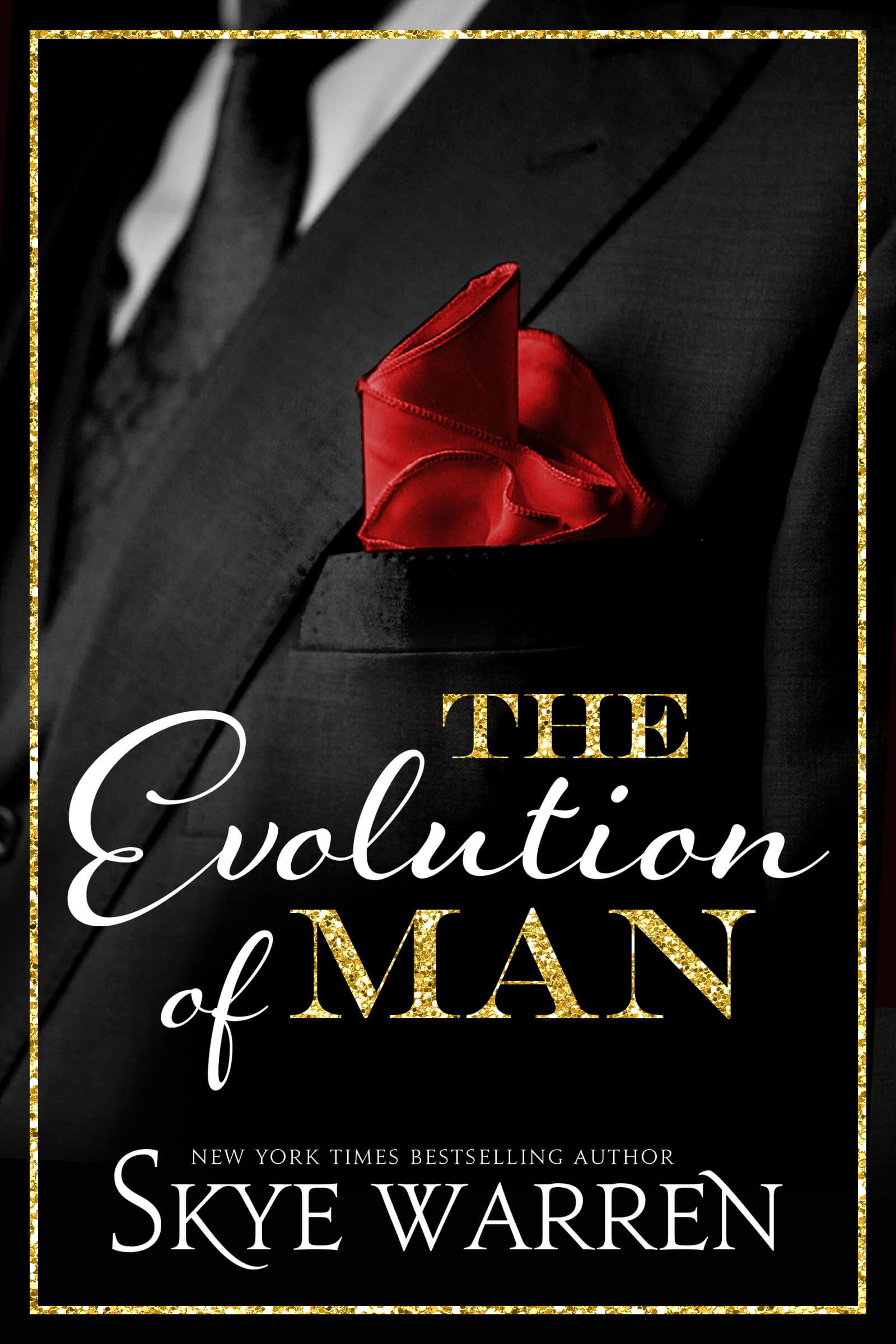 * The Evolution of Man (Trust Fund Duet book 2) by Skye Warren * Blog Tour * Book Review * Excerpt