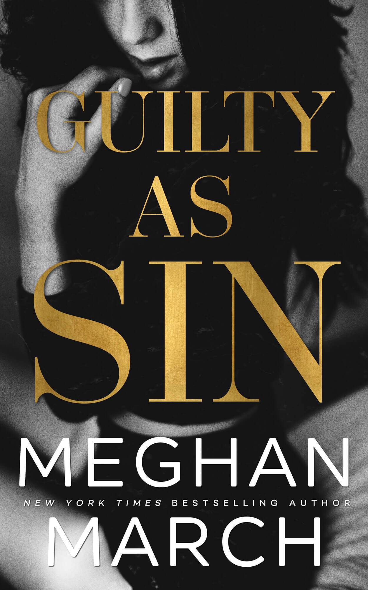 * New Release * Guilty As Sin (Sin trilogy book 2) by Meghan March * Blog Tour * Book Review *
