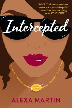 Intercepted by Alexa Martin  * New Release * Book Review * Excerpt