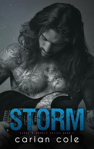 Storm ~ Ashes and Embers #1 by Carian Cole