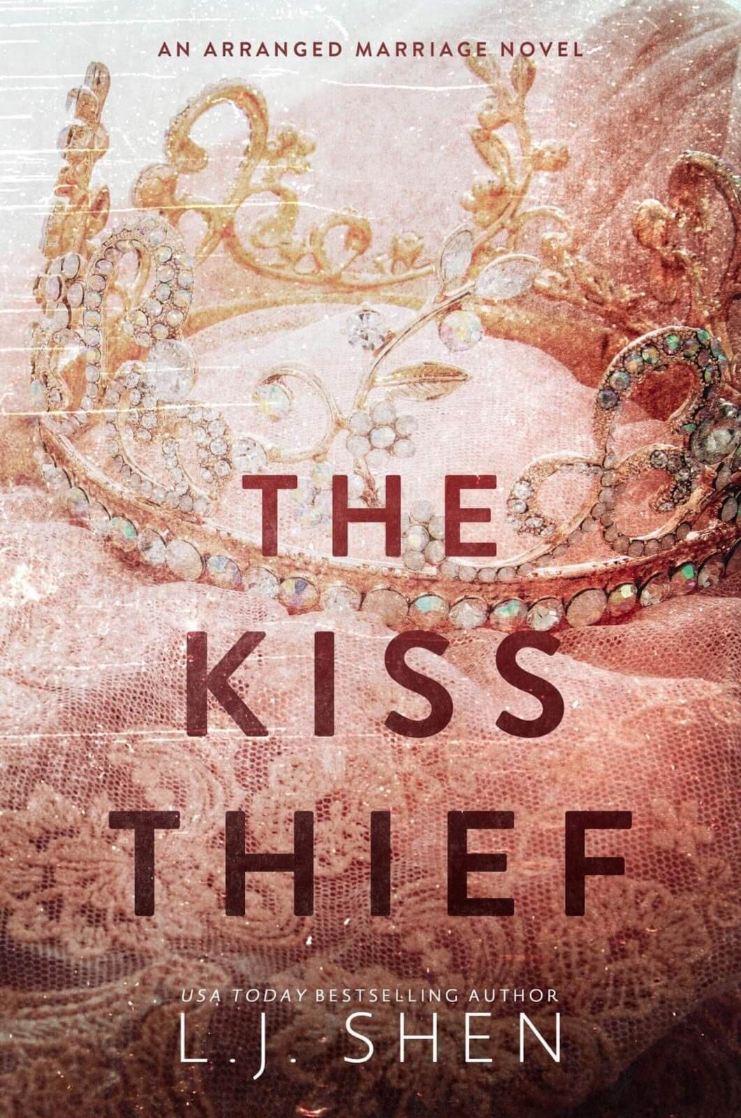 Cover & Blurb Reveal * The Kiss Thief by LJ Shen * Coming
