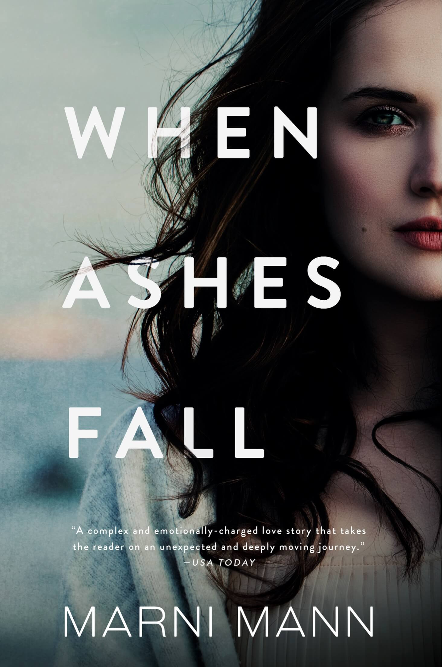 Release Blitz * When Ashes Fall by Marni Mann * Blog Tour * 5 Star Book Review