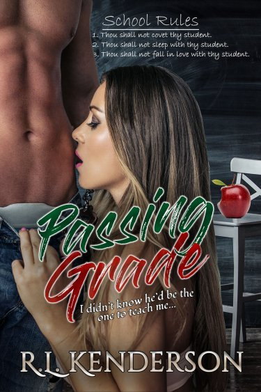 Passing Grade by R.L. Kenderson * Blog Tour * Excerpt * Giveaway *