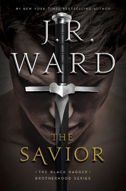 Murhder is coming! The Savior (Black Dagger Brotherhood series) by JR Ward * On Sale April