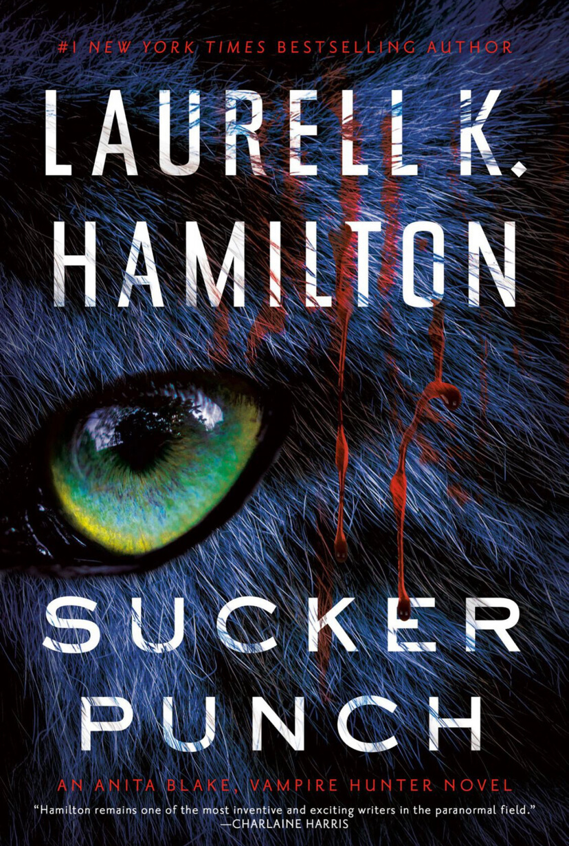 Sucker Punch (Anita Blake, Vampire Hunter #27) by Laurell K. Hamilton