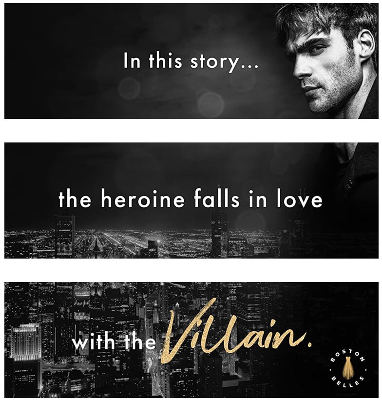 The Villain: A Billionaire Romance by L.J. Shen