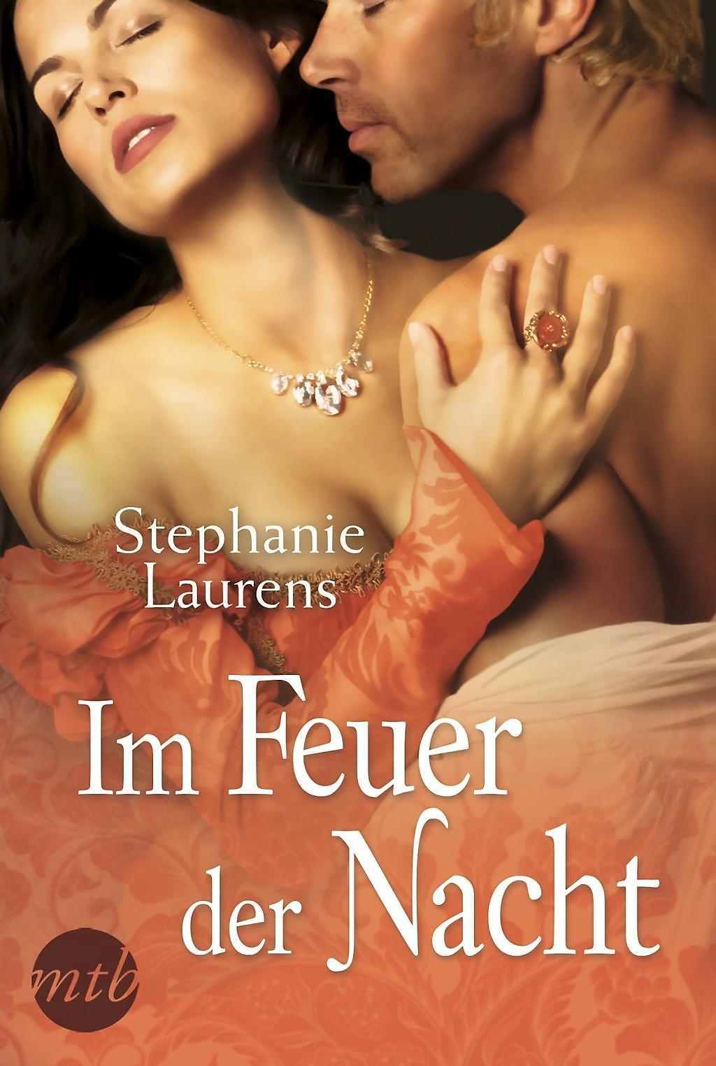 [Ausgelesen] Stephanie Laurens: Im Feuer der Nacht