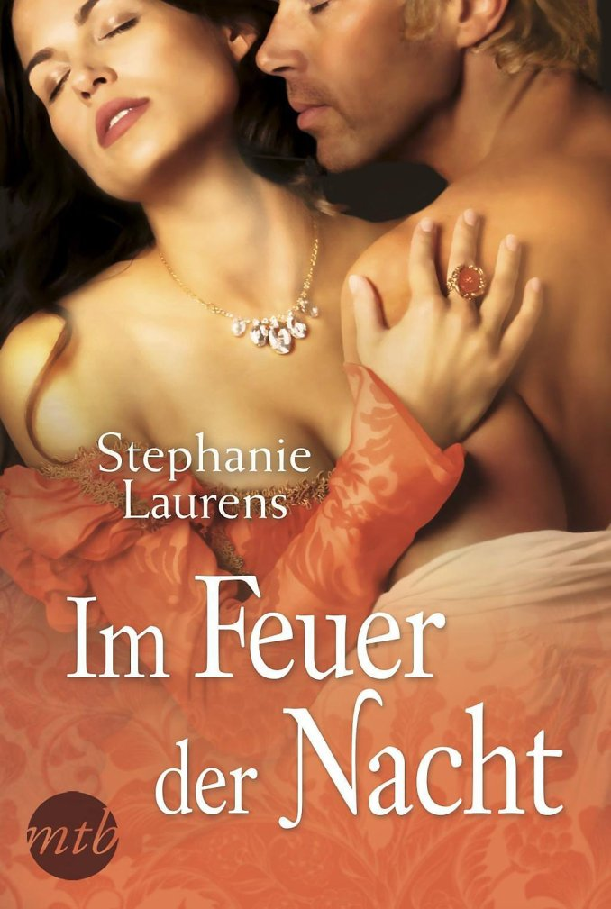 Cover: Im Feuer der Nacht (Stephanie Laurens)