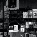 Dreharbeiten in der Buchhandlung. Würden Sie es wieder tun, Frau Koller-Duwe?