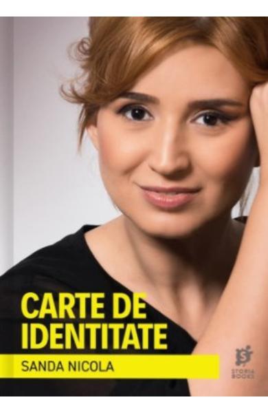Carte de identitate de Sanda Nicola