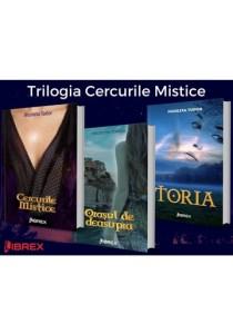 Trilogia Cerurile mistice de Nicoleta Tudor
