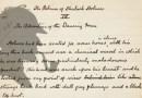 Manuscrito de famoso conto de Sherlock Holmes vai a leilão em Dallas
