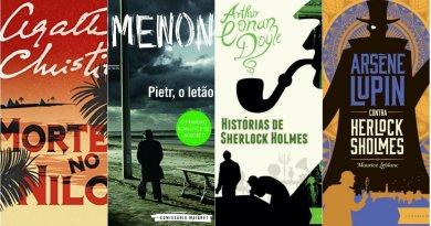 10 e-books de suspense e mistério por até 10 reais
