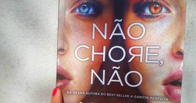 RESENHA   Não chore, não, de Mary Kubica