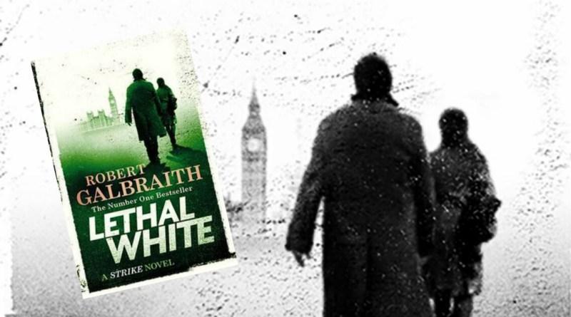 LETHAL WHITE | Novo policial de JK Rowling é lançado na Inglaterra