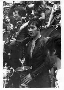 Ángel Nieto en Ibi