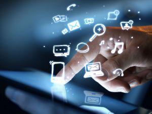Internet y conectividad.