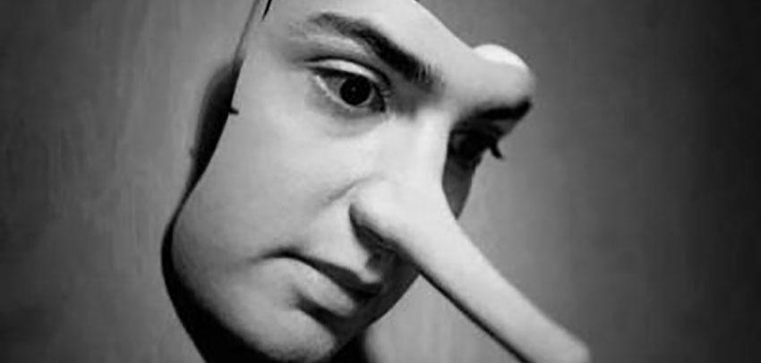La cara de la mentira