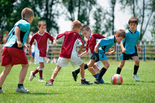 Escuela y deporte.