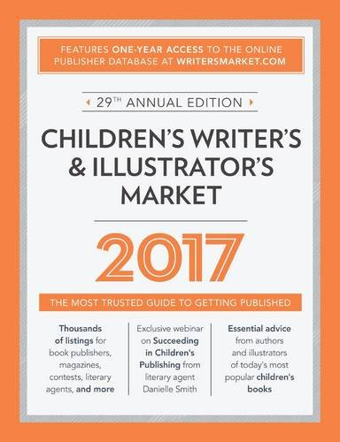 Children's Writer's and Illustrators Market for 2017