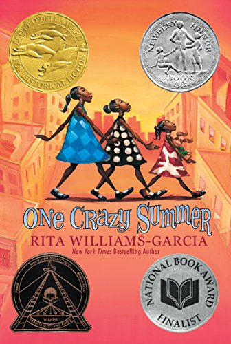 One Crazy Summer - a children's novel, and Newbery Honor Book, set in Oakland, California
