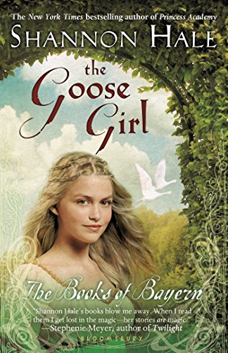The Goose Girl - a creative rewrite of a popular fairy tale.
