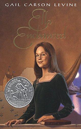 Ella Enchanted, by Gail Carson Levine