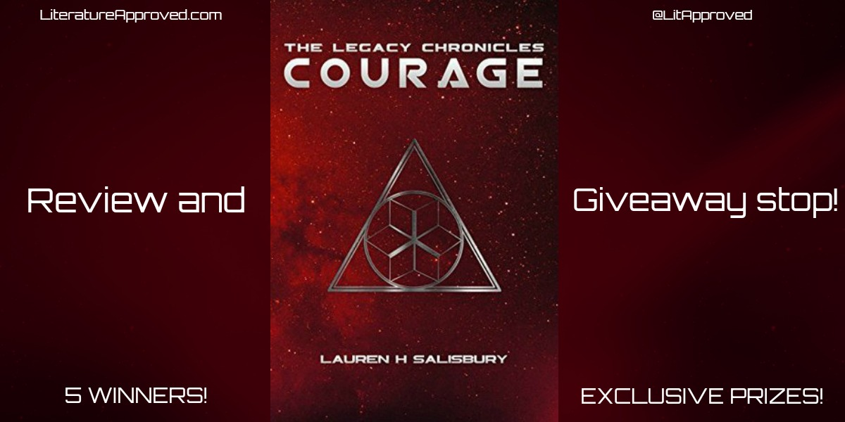 Courage by Lauren Salisbury + Giveaway