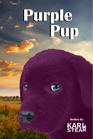 Purple Pup by Karl Steam