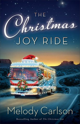 12 Days of Christmas Books-Day 5: The Christmas Joy Ride by Melody Carlson