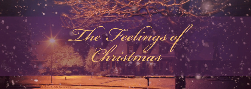 12 Days of Christmas Books-Day 8: The Feelings of Christmas